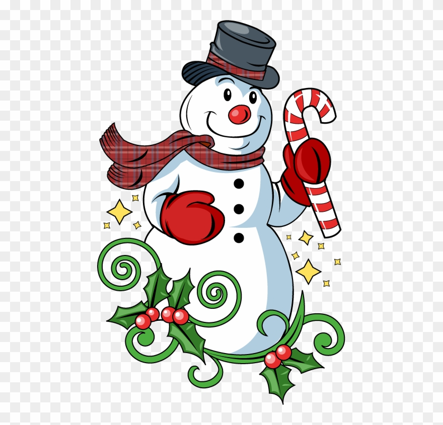 Graphic Freeuse Download Christmas Snowman Clipart.