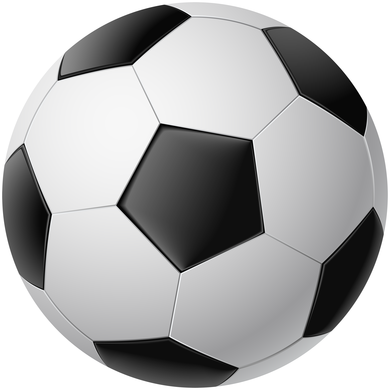 Soccer Ball PNG Clip Art Image.