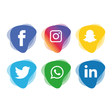 Social Media Png, Vector, PSD, and Clipart With Transparent.