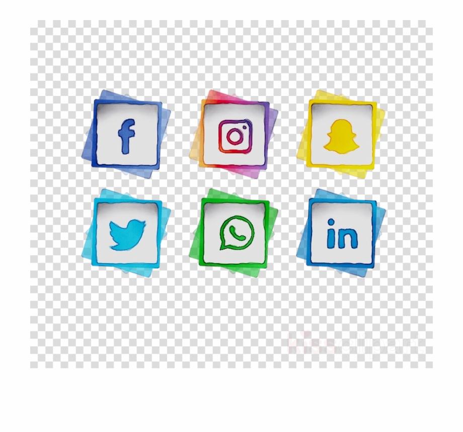 Social Media Icons Png Clipart Social Media Clip Art.