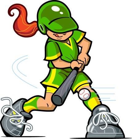 8,979 Softball Stock Vector Illustration And Royalty Free Softball.