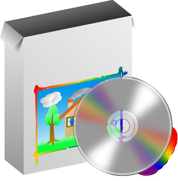 Software Clip Art at Clker.com.