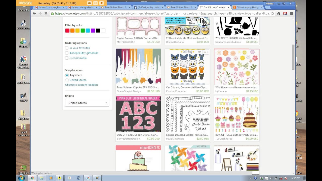 How to choose clip art for your digitizing projects..