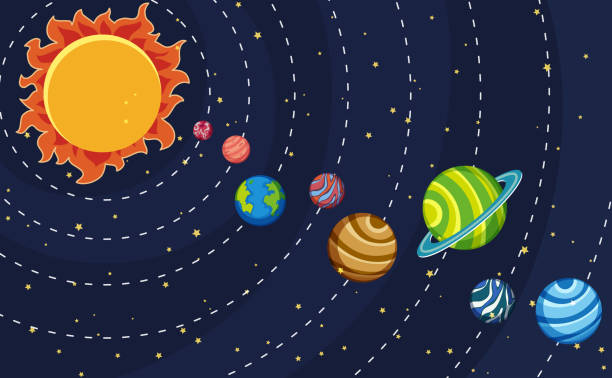 Best Solar System Clipart Pictures Illustrations, Royalty.