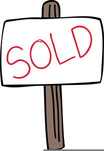 Sold Sign Clipart Free.