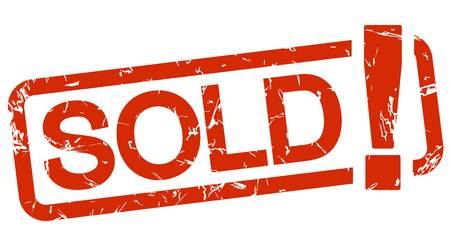 18,169 Sold Sign Stock Vector Illustration And Royalty Free Sold.