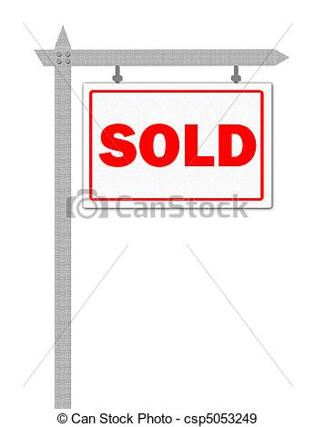 Sold sign Clipart and Stock Illustrations. 16,383 Sold sign vector.
