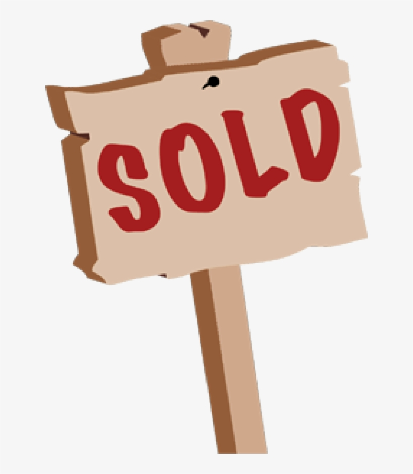 Sold Sign Clipart Clipart Clipartbarn.