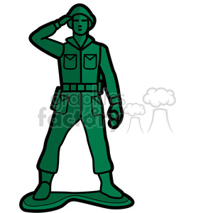 toy soldier illustration graphic clipart. Royalty.