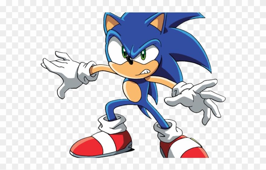 Sonic The Hedgehog Clipart Clip Art.