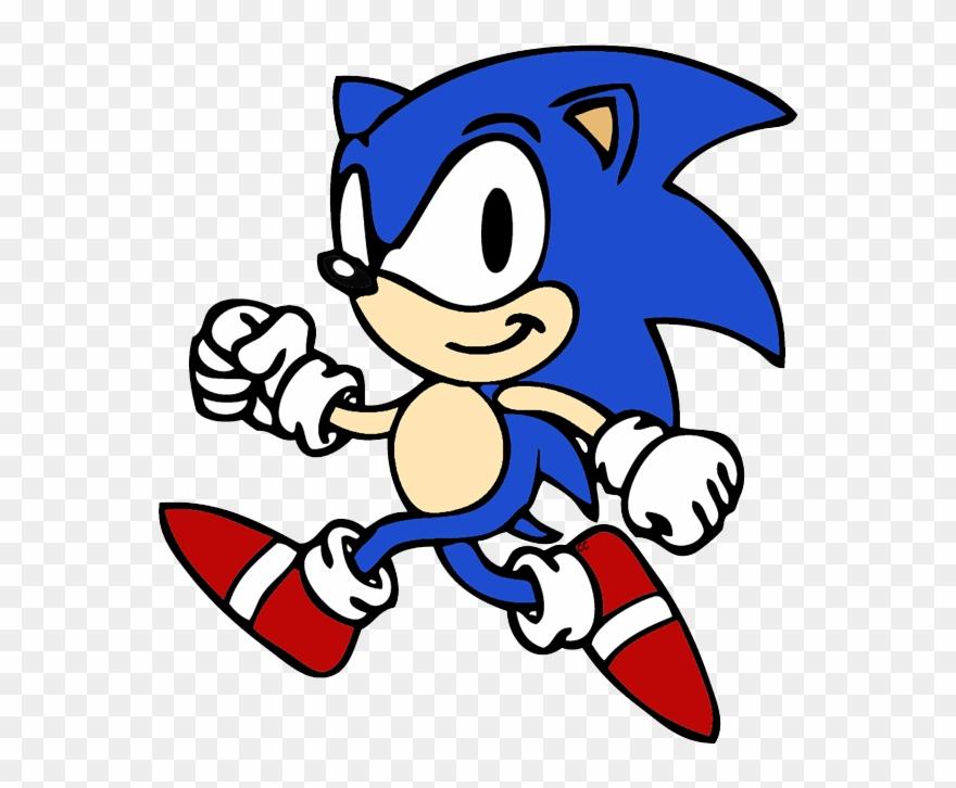 Sonic Clipart Sonic The Hedgehog Clip Art Cartoon Clip.