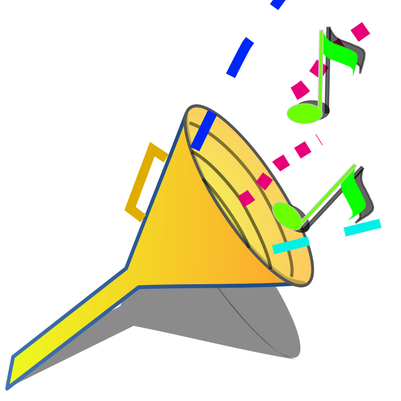 Free Clipart: Sound.