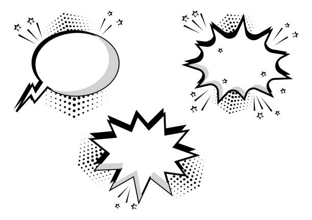 Best Sound Effects Illustrations, Royalty.