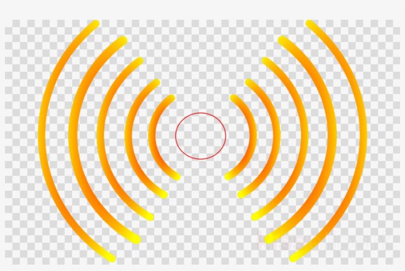 Radio Waves Png Clipart Radio Wave Clip Art.