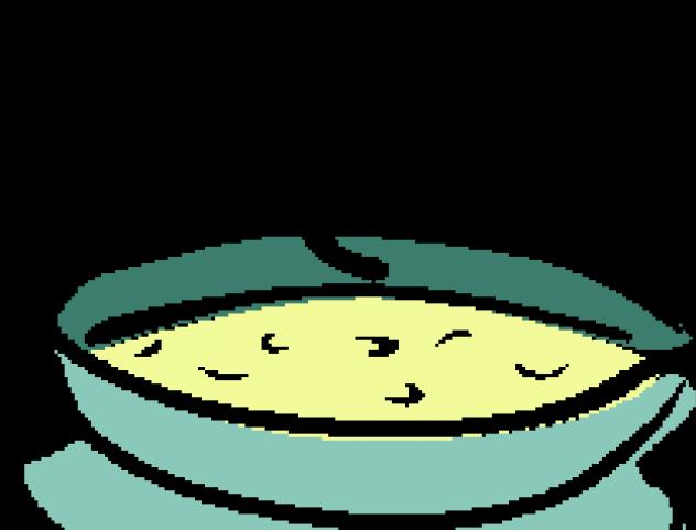 Soup Clipart Potato Soup.