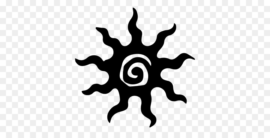 Sun Symbol clipart.