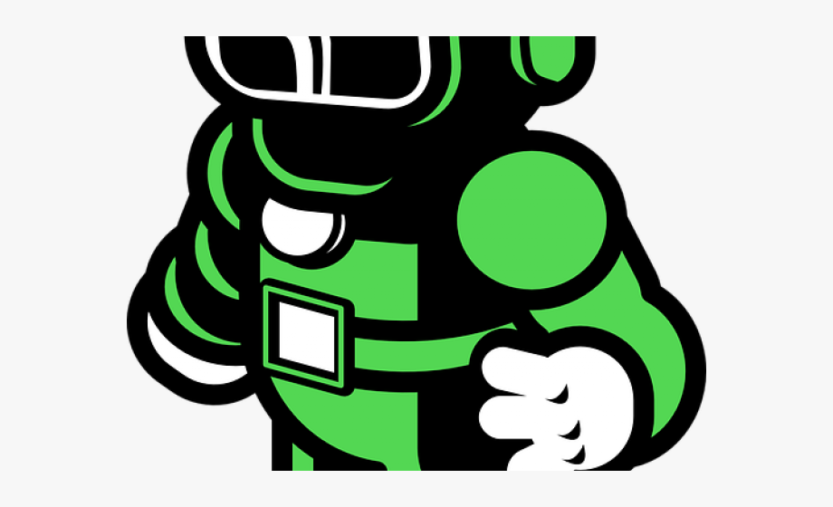 Space Clipart Space Man.
