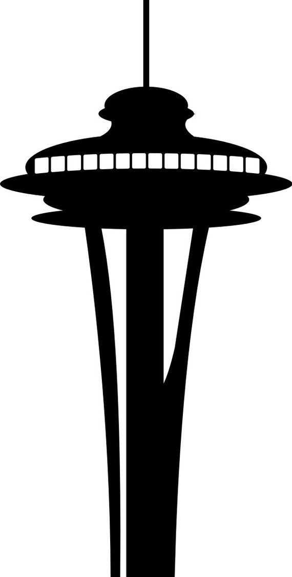 Free Space Needle Cliparts, Download Free Clip Art, Free Clip Art on.