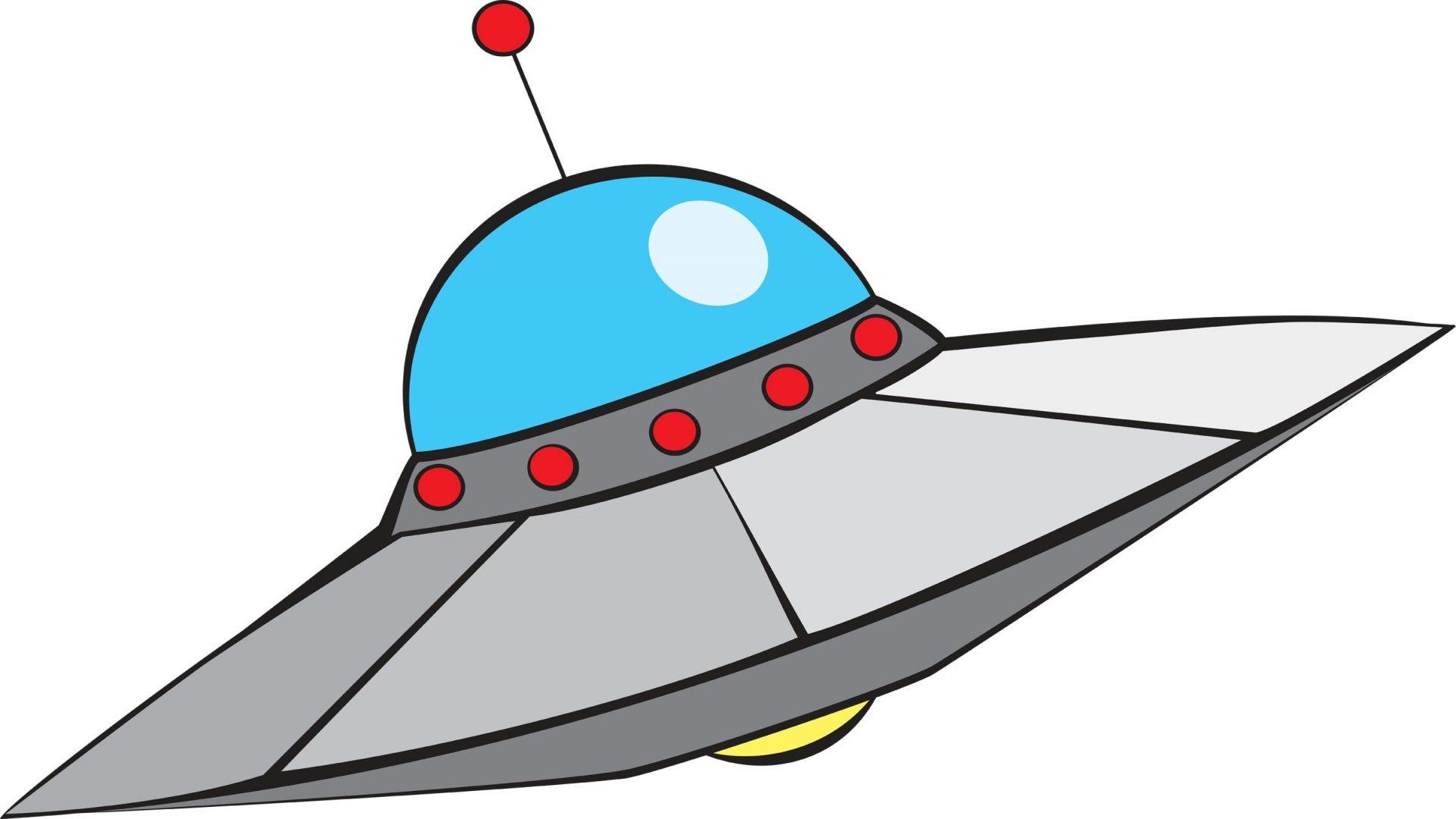 49+ Spaceship Clipart.