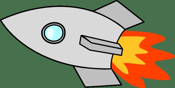 Clipart spaceship 1 » Clipart Portal.