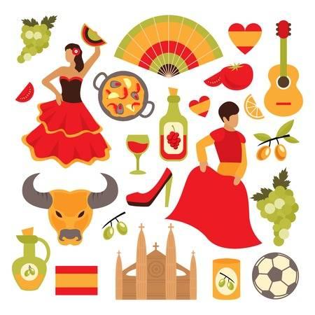 55,310 Spanish Stock Vector Illustration And Royalty Free Spanish.
