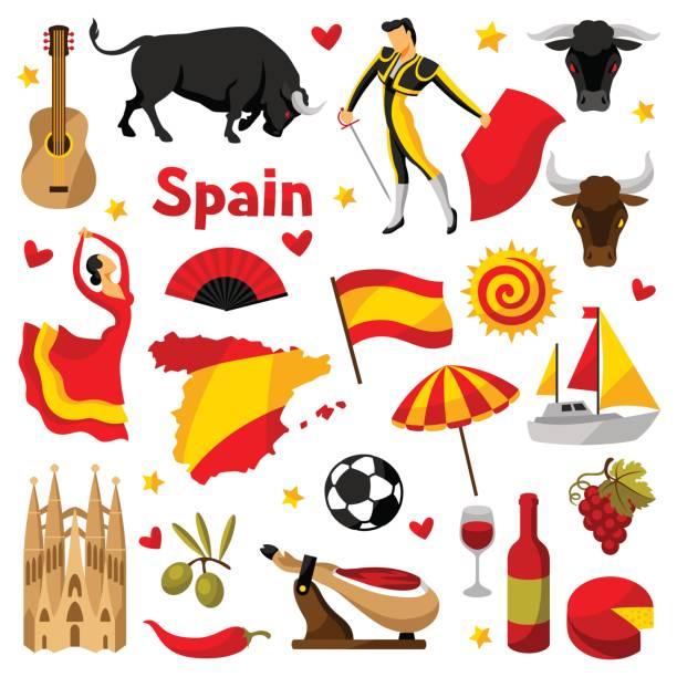 Best Spanish Language Illustrations, Royalty.
