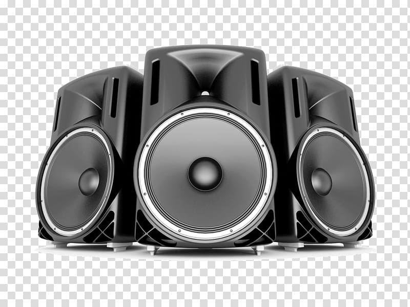 Loudspeaker enclosure Stereophonic sound Amplifier Subwoofer, Music.