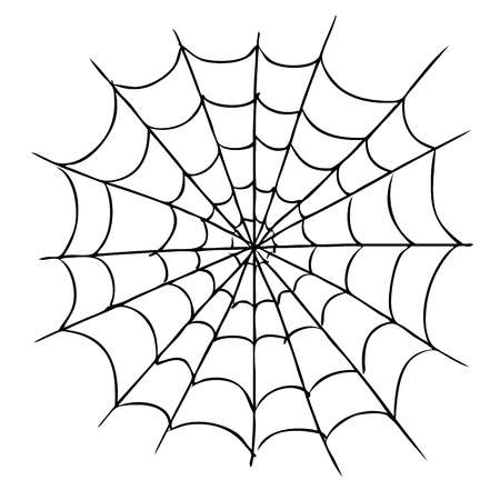 25,099 Spider Web Stock Vector Illustration And Royalty Free Spider.
