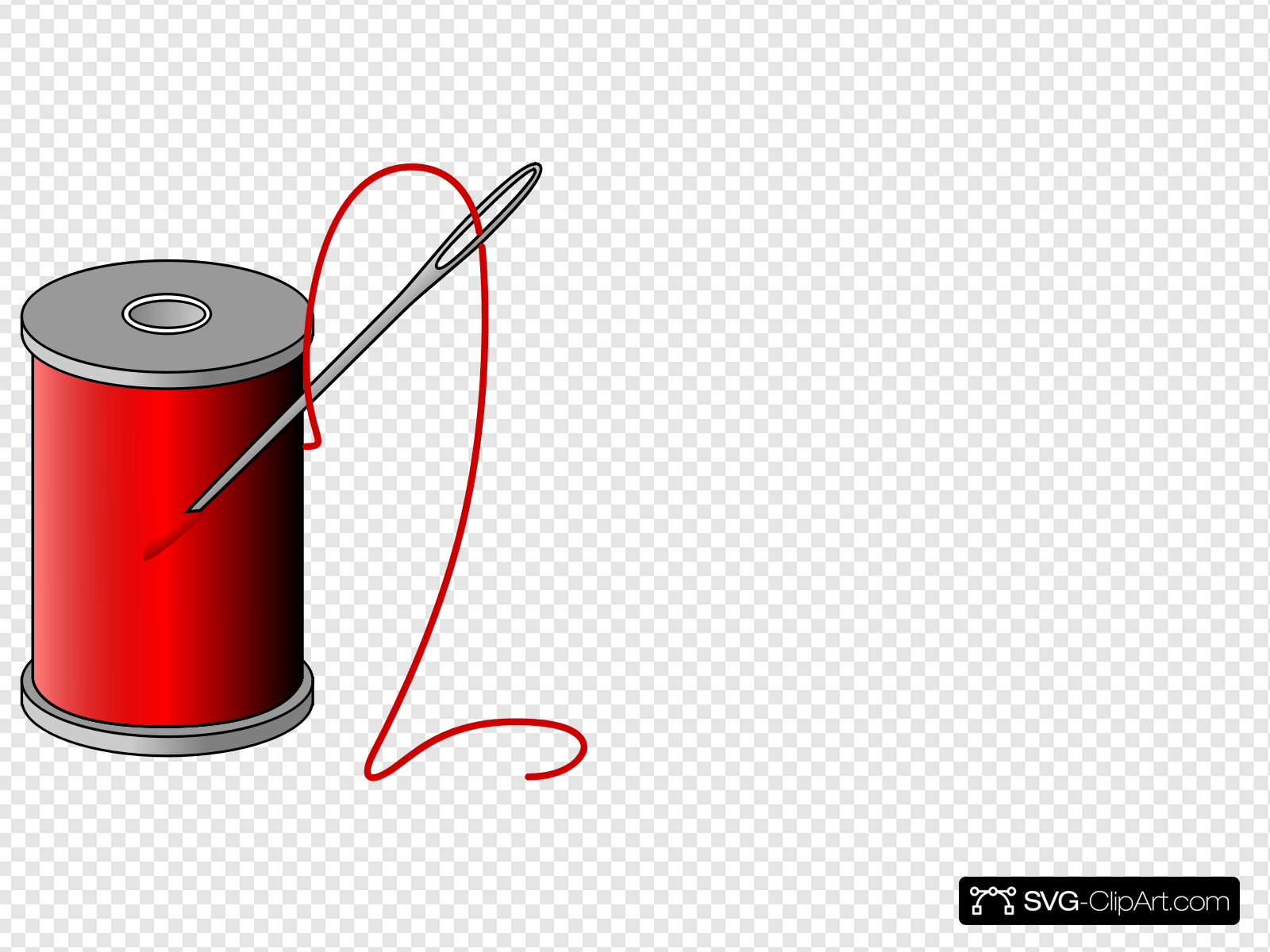 Spool Of Thread Clip art, Icon and SVG.