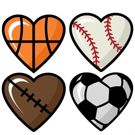 Sport Clipart Black And White.