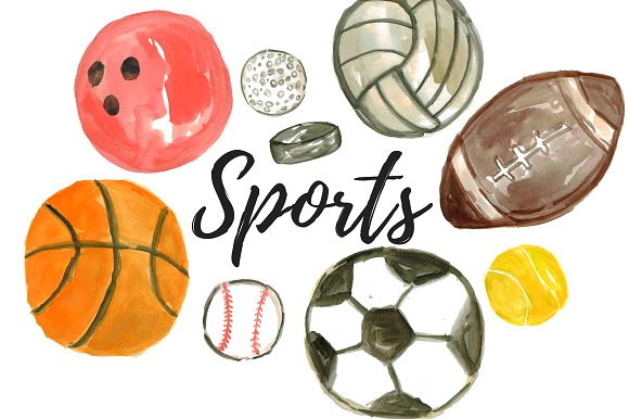 Clipart Sports Images & Free Clip Art Images #21089.