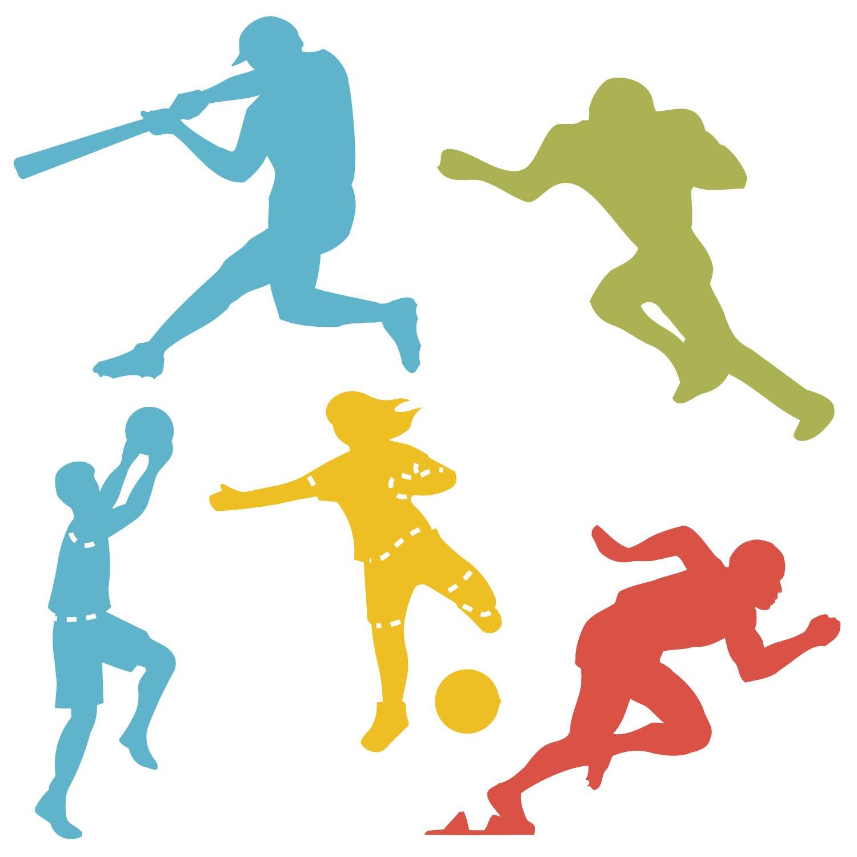 Sports Figures Set.