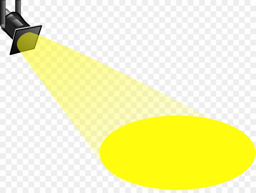 Spot Light Clip Art PNG Spotlight Clipart download.