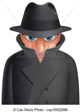 Spy Illustrations and Clipart. 31,728 Spy royalty free illustrations.