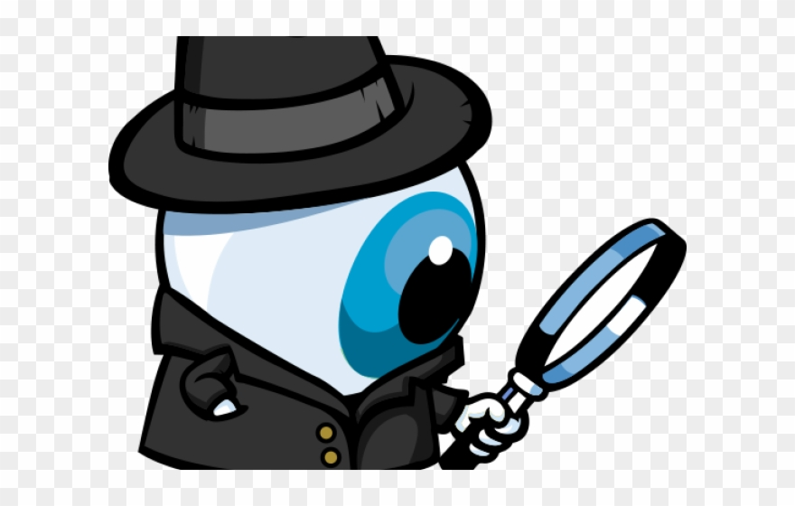 Blue Eyes Clipart Spy Eye.