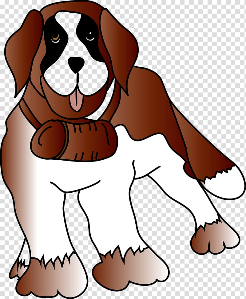 St. Bernard Labrador Retriever Puppy Drawing , Toil puppy.