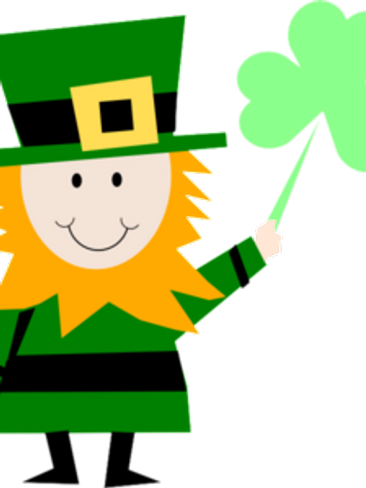 St. Patrick's Day events start this weekend.