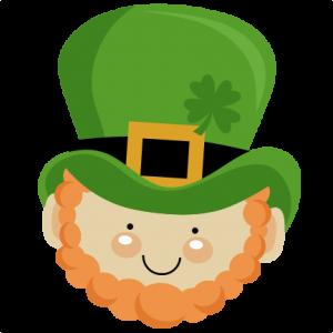 Cute St Patrick's Day Clip Art.