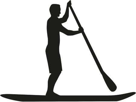 364 Stand Up Paddle Cliparts, Stock Vector And Royalty Free Stand Up.