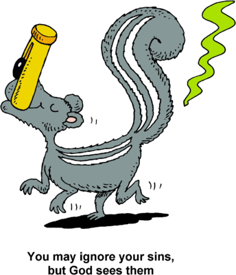 Download Free png Stinky Smell Clipart.