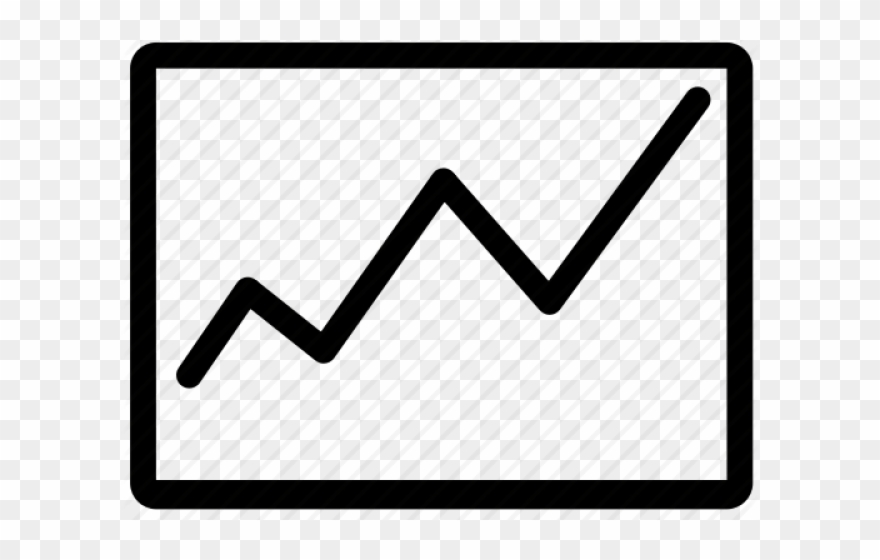 Graph Clipart Stock Market Graph.