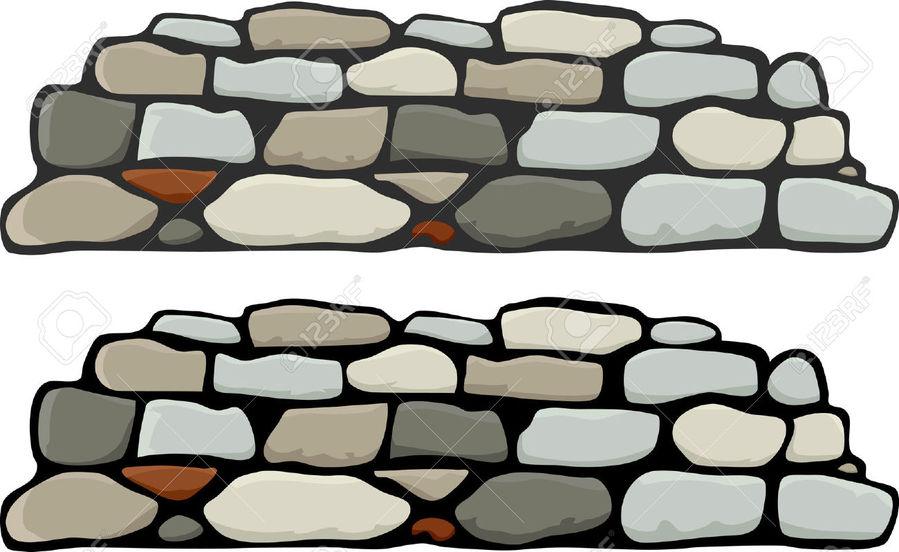 Download cartoon stone wall clipart Stone wall Clip art.