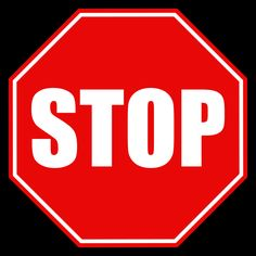 66+ Stop Sign Clip Art Free.