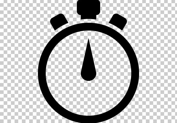 Stopwatch Timer PNG, Clipart, Black And White, Chronometer Watch.