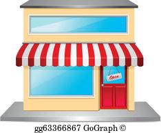 Store Clip Art.