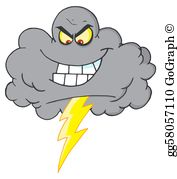 Storm Clip Art.