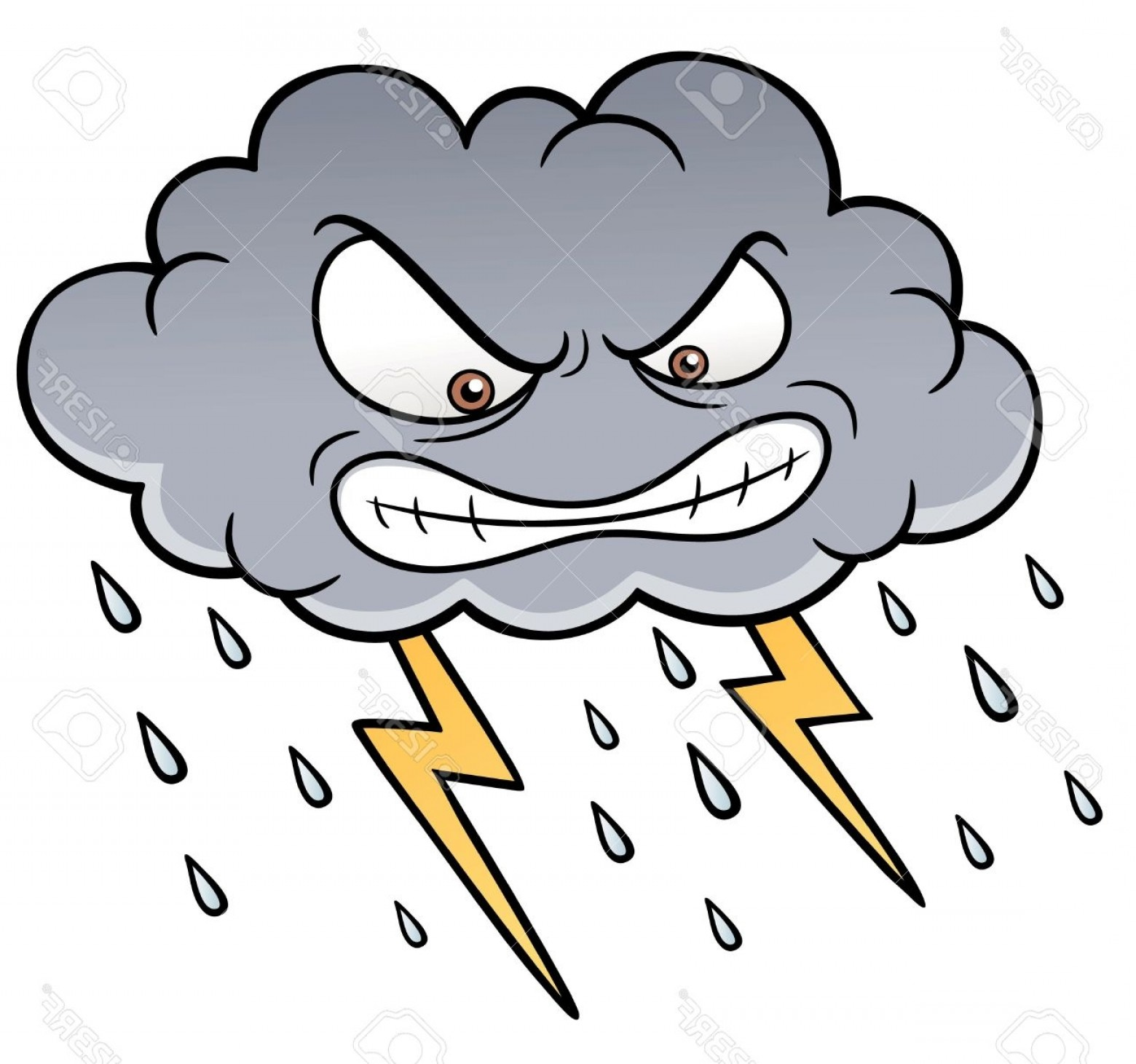 Hurricane Clipart Images.