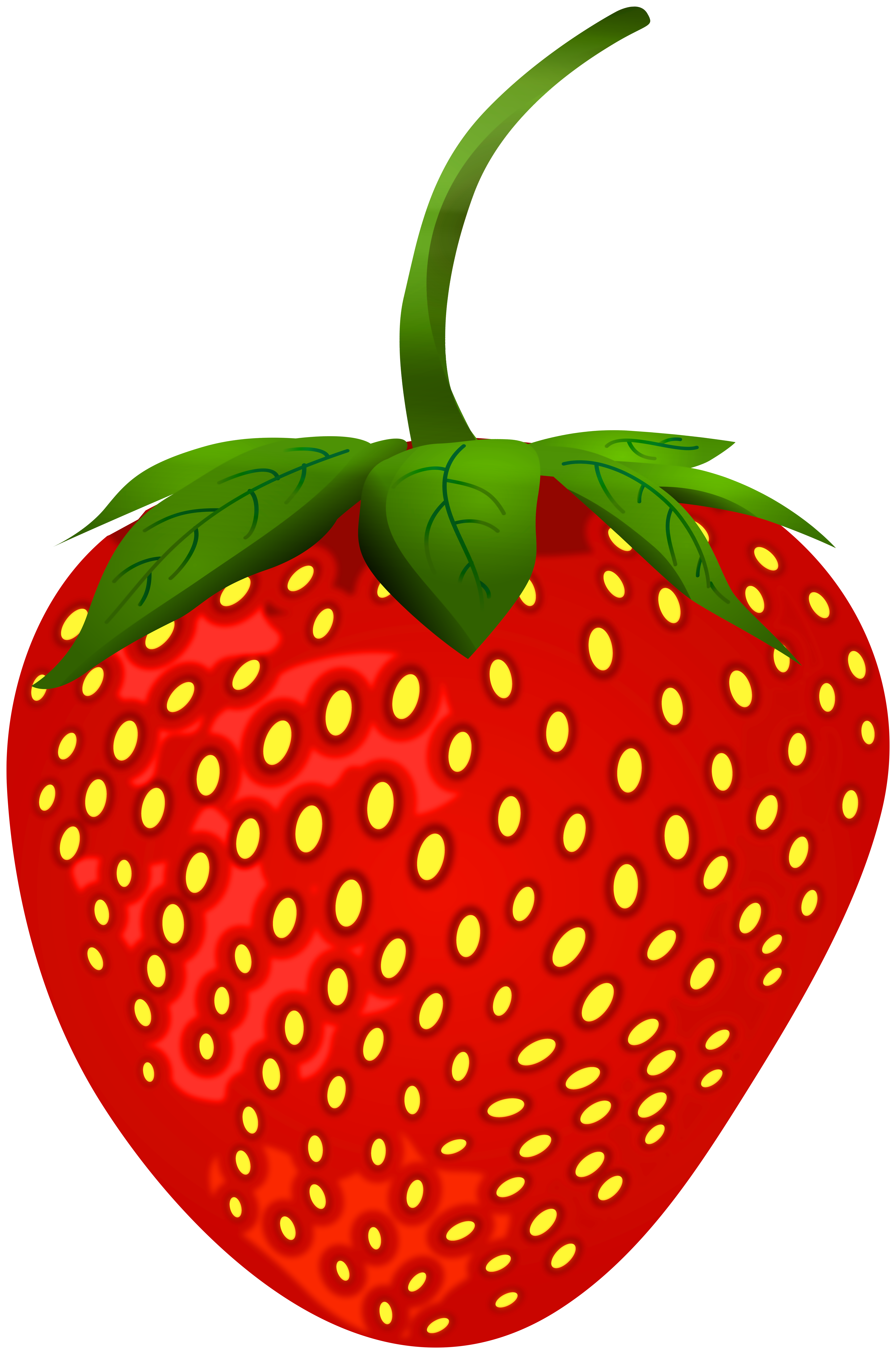 Strawberry PNG Clip Art.