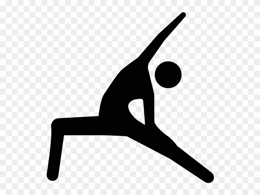 Free Download Yoga Stretch Icon Clipart Yoga Stretching.