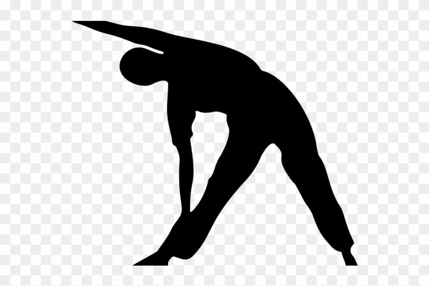 Yoga Clipart Yoga Stretch.